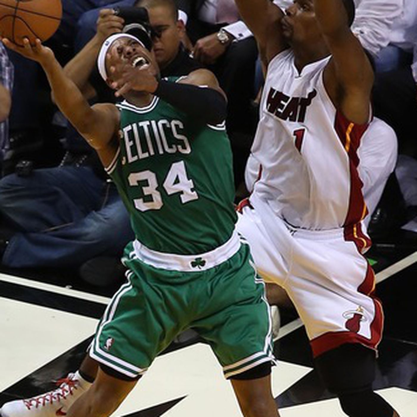 2012 Nba Playoffs Heat Vs Celtics Game Seven Time Tv Schedule And More Orlando Pinstriped Post