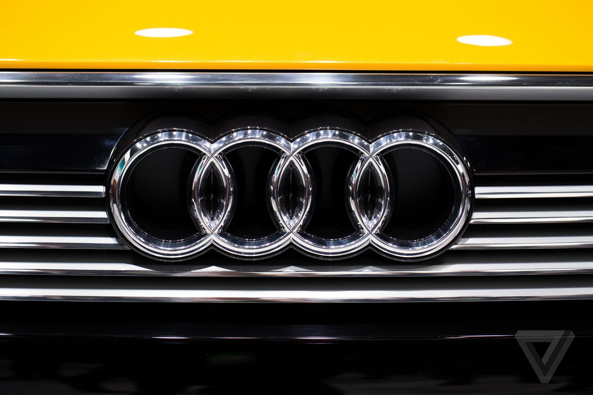 Audi Pulls The Curtain Back On Its Self Driving Car Program The Verge