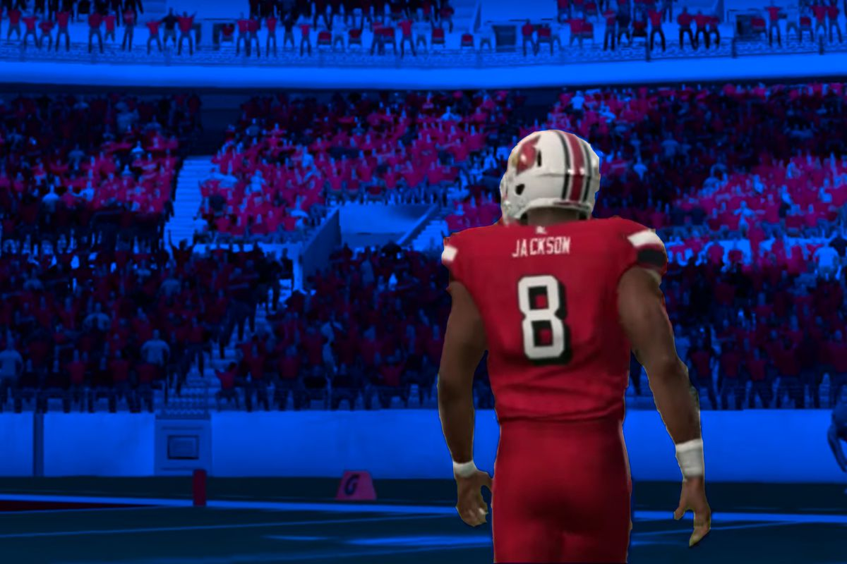 EA Sports' NCAA Football last came out 5 years ago  What's