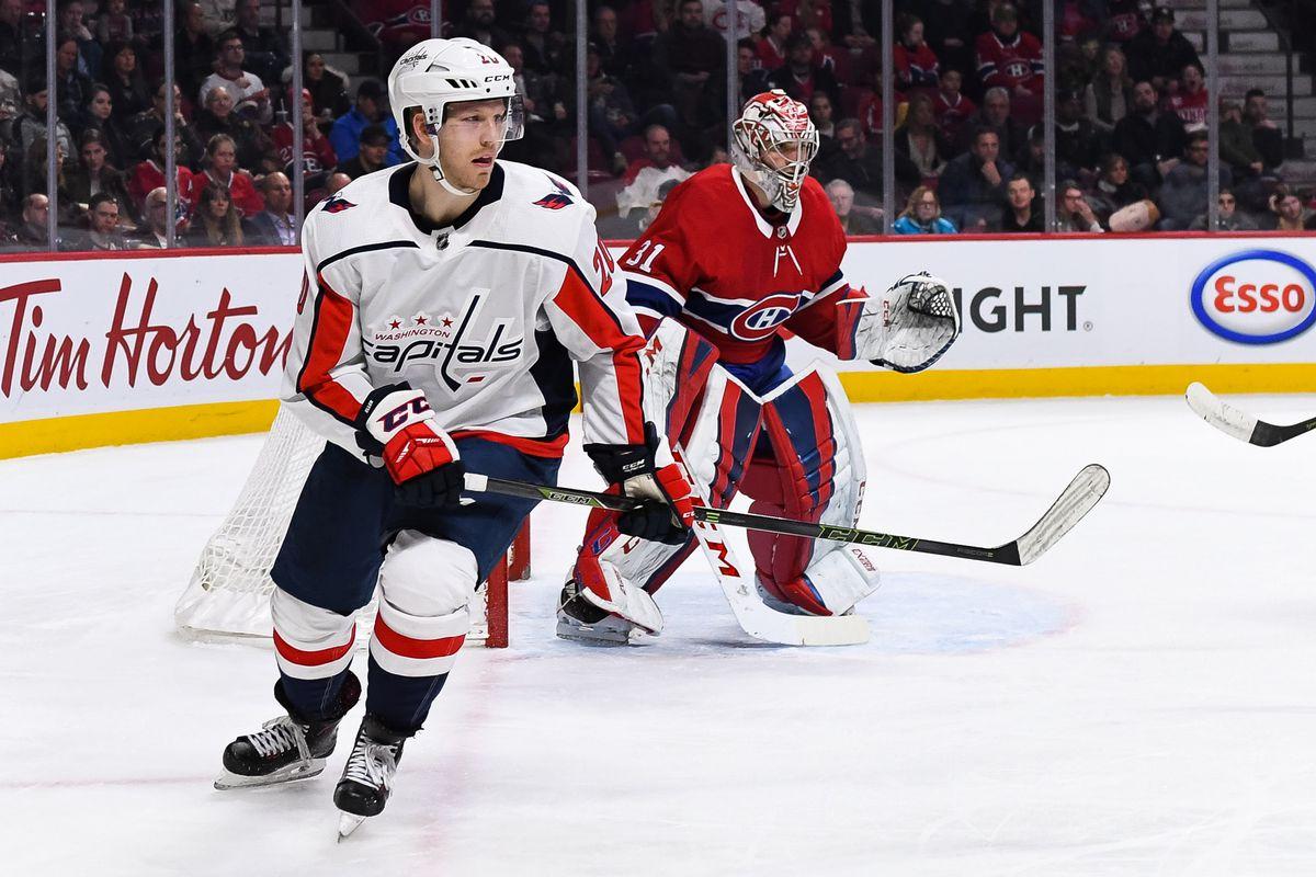 NHL: MAR 24 Capitals at Canadiens