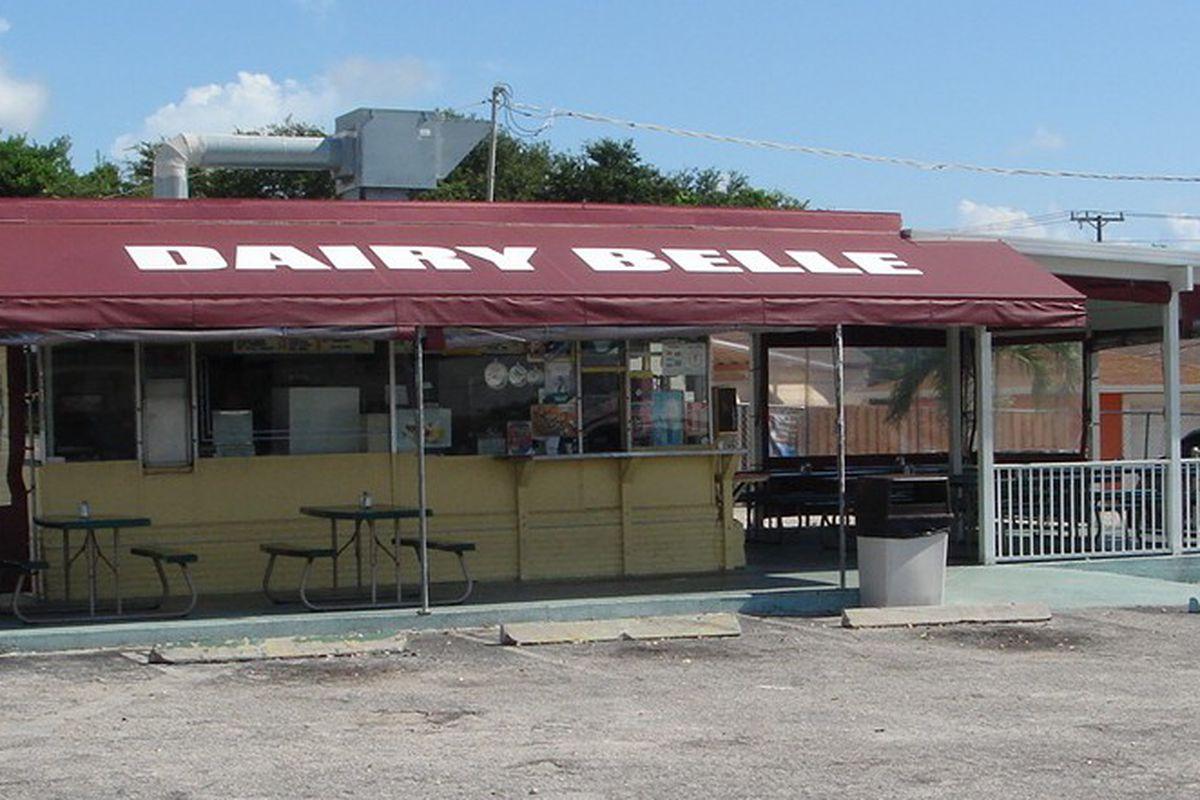 Dairy Belle in Dania Beach, Florida