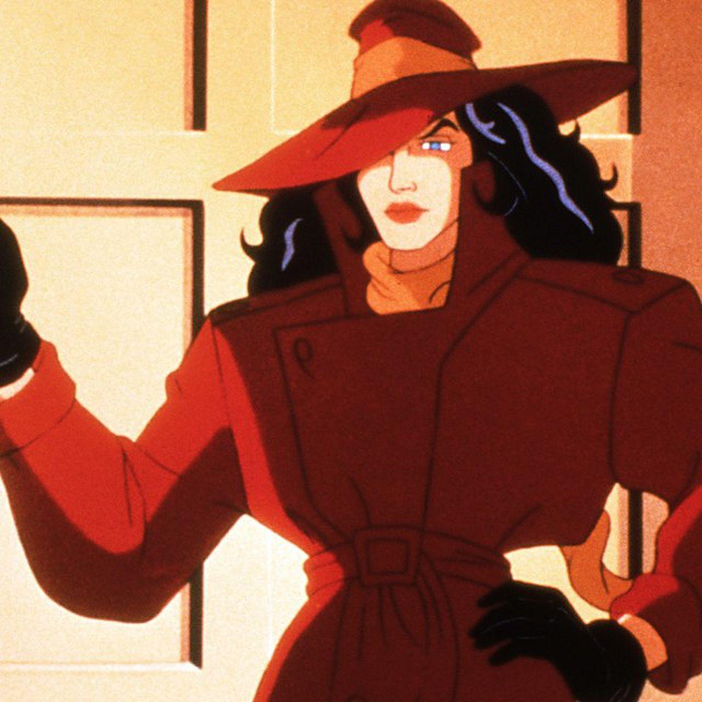 Carmen Sandiego May Be Fictional d7db2bd4cb40