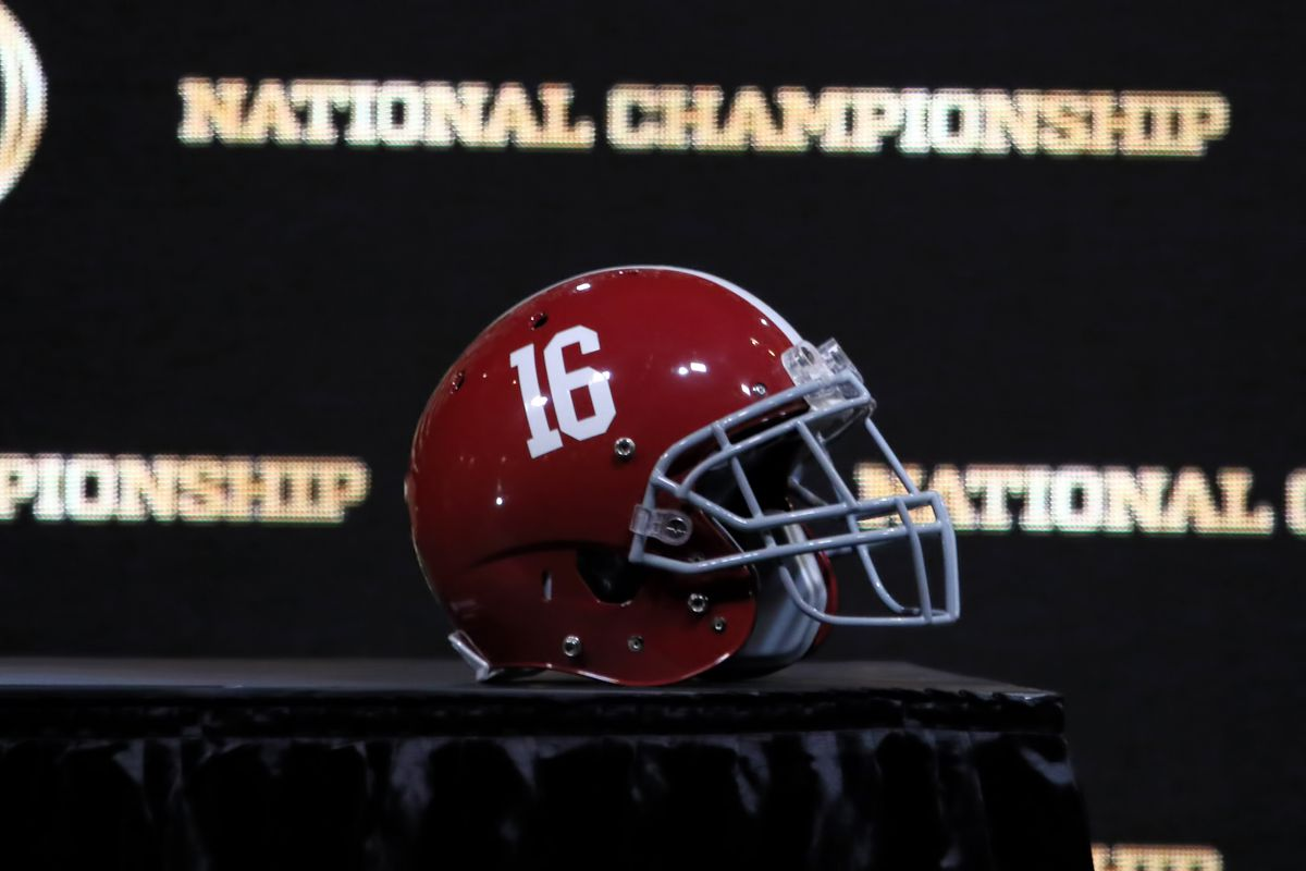 COLLEGE FOOTBALL: JAN 07 CFP National Championship - Coaches Press Conference