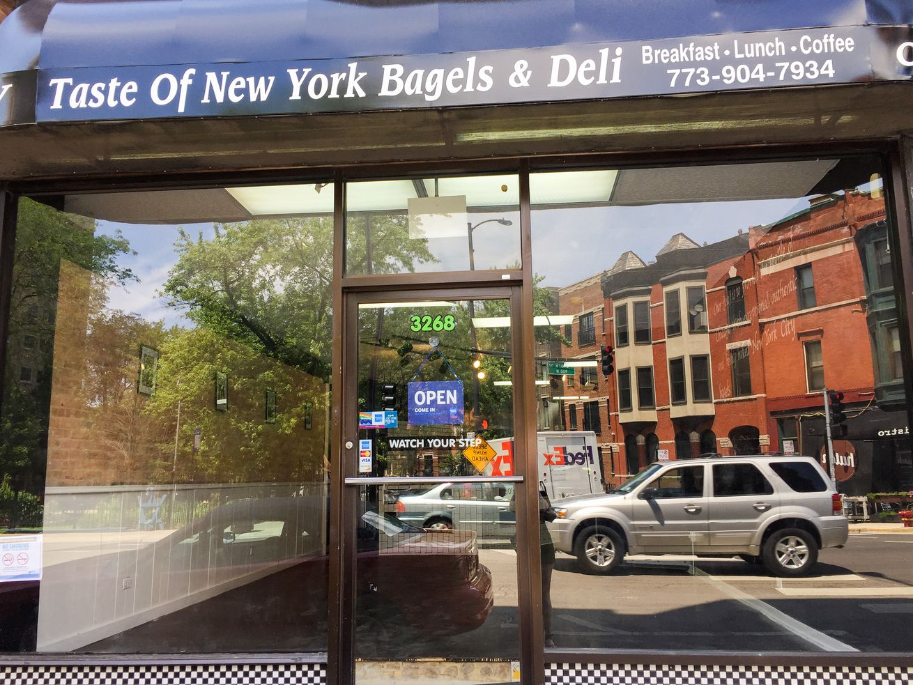 A new spot for New York-style bagels is open in Lakeview.