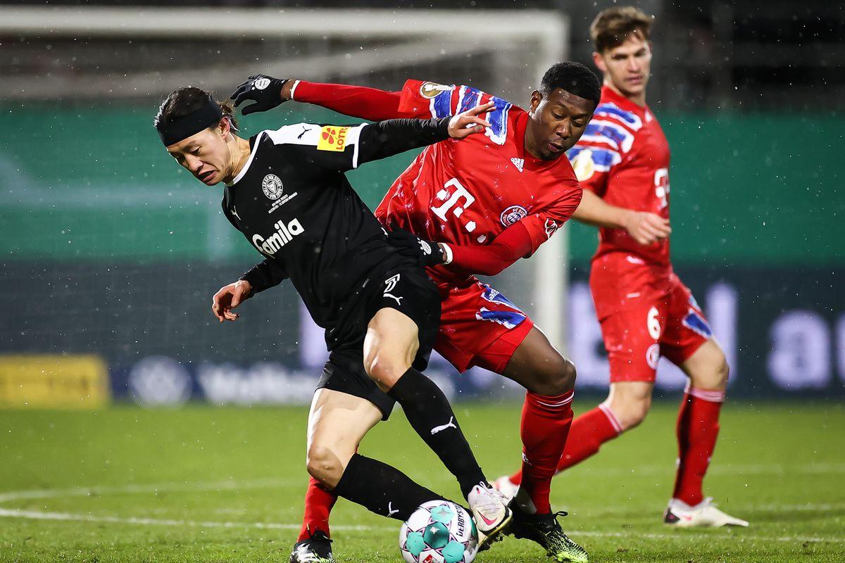 Holstein Kiel - Bayern Munich