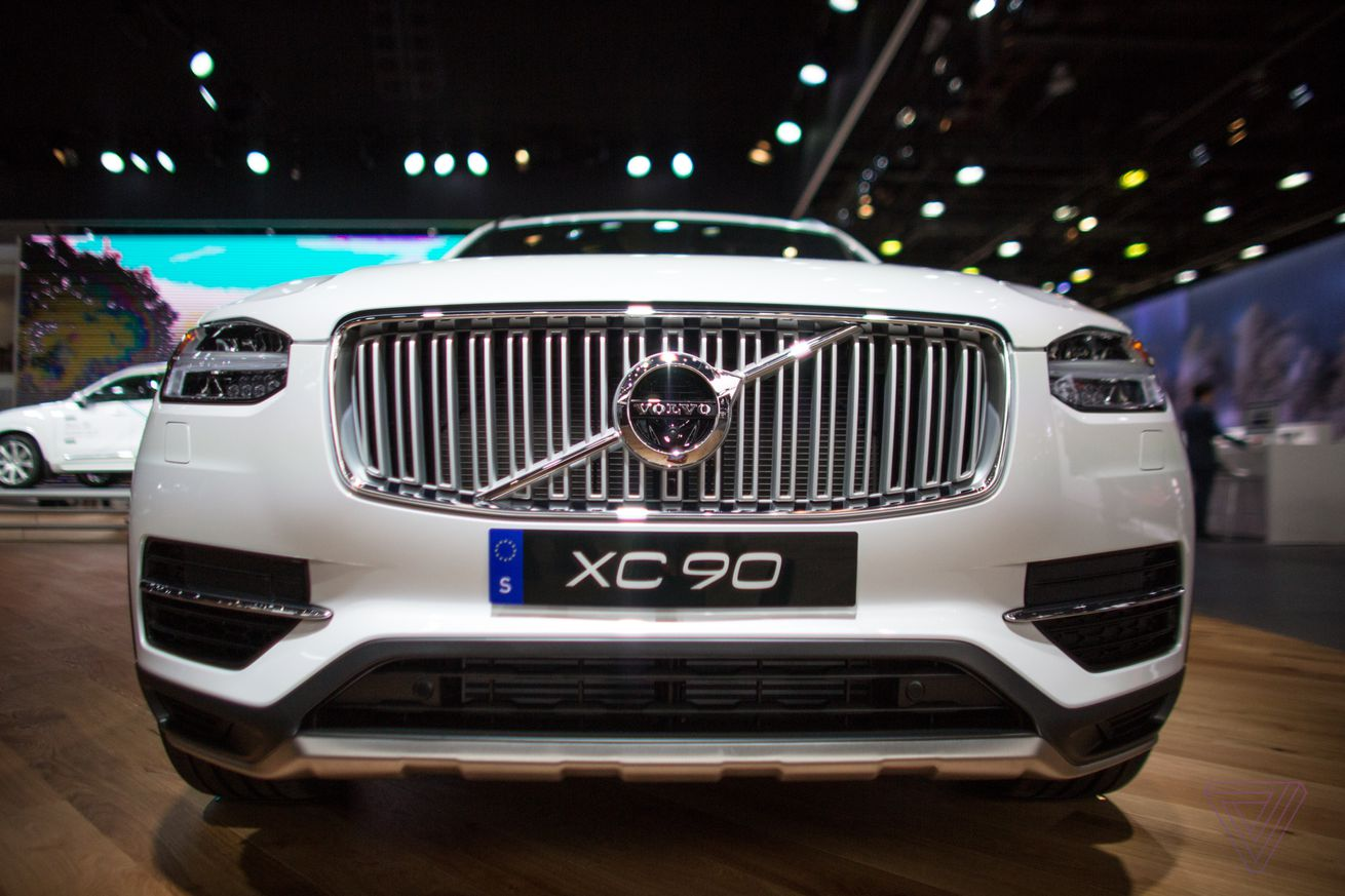 uber is buying 24 000 volvo xc90 suvs to form a fleet of driverless cars