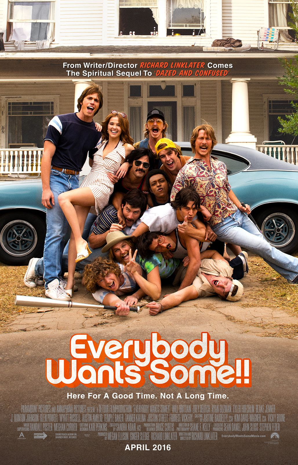 Everybody Wants Some poster 1028