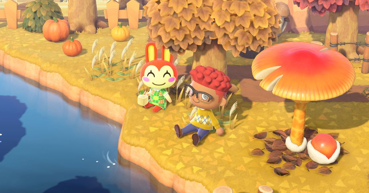 Archivists are trying to chronicle Animal Crossing: New Horizons' unforgettable first year