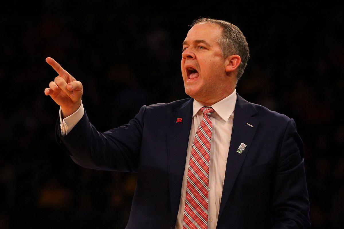 NCAA Basketball: Big Ten Conference Tournament-Purdue vs Rutgers