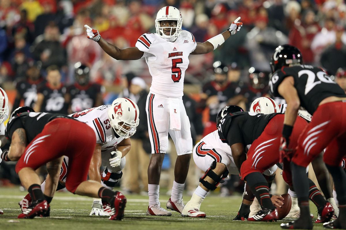 Friday college football: Louisville reclaims the Keg of Nails, Air ...