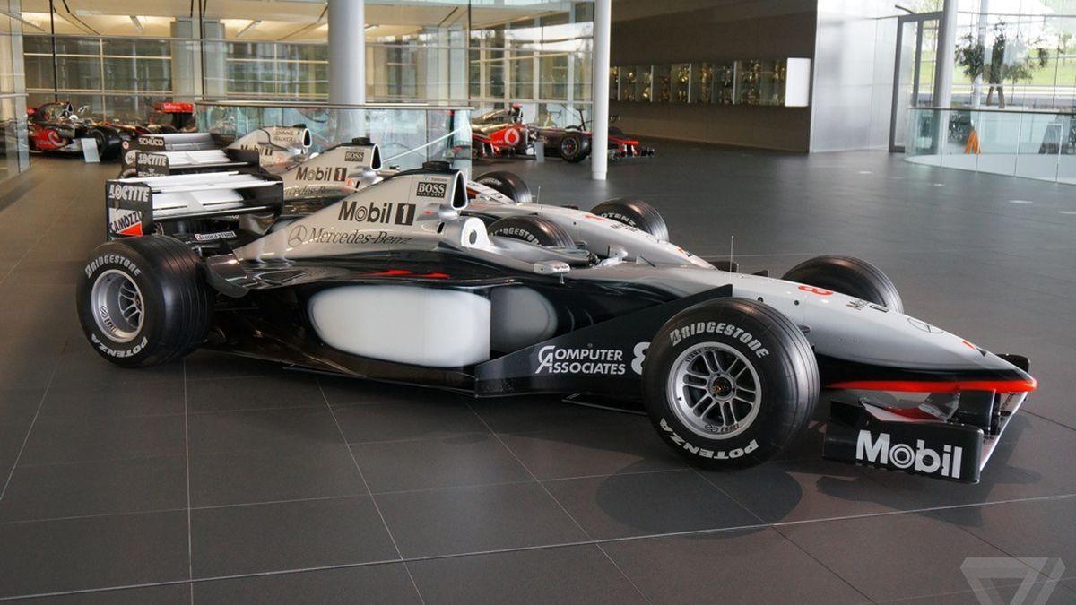A walk through McLaren's state-of-the-art UK headquarters - The Verge
