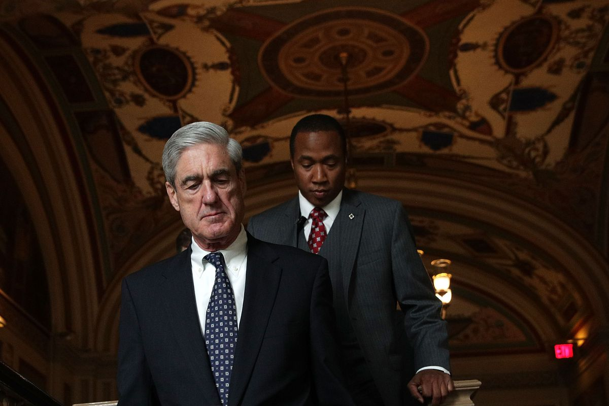 California man pleads guilty in special counsel Mueller's Russian Federation probe