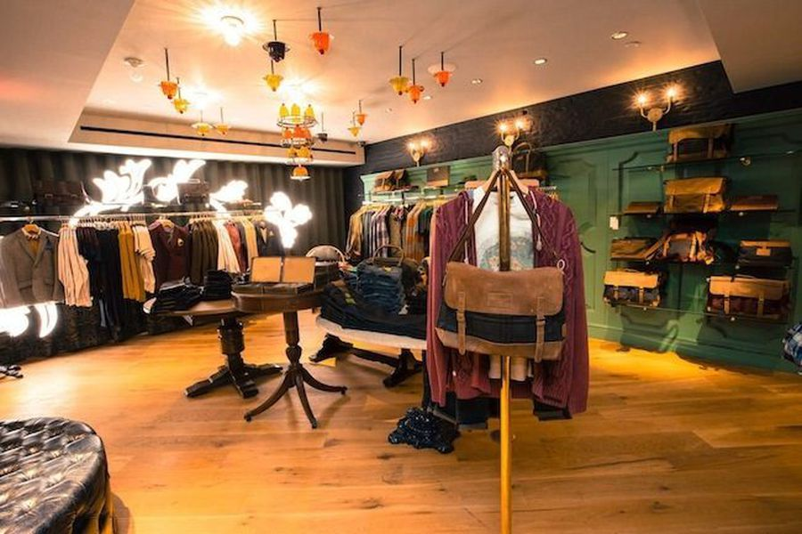 Let An English Maid Show You Into Ted Baker S Fifth Ave