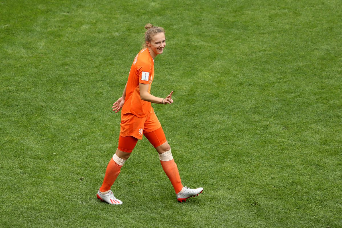 Vivianne Miedema, you're terrible - All For XI