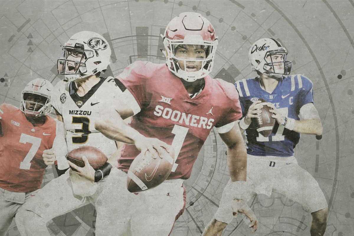 60b4c813 NFL Mock Draft: Four Teams Nab Their QBs of the Future - The Ringer