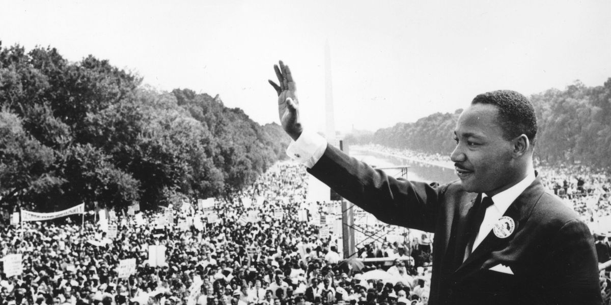 Ram's Martin Luther King commercial goes against what King preached