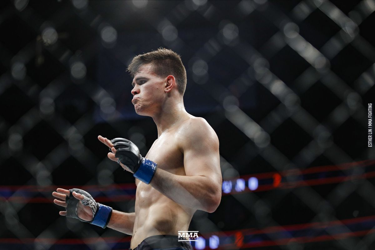 Mickey Gall embraces 'weird path' in UFC: 'You've got to make it fun'