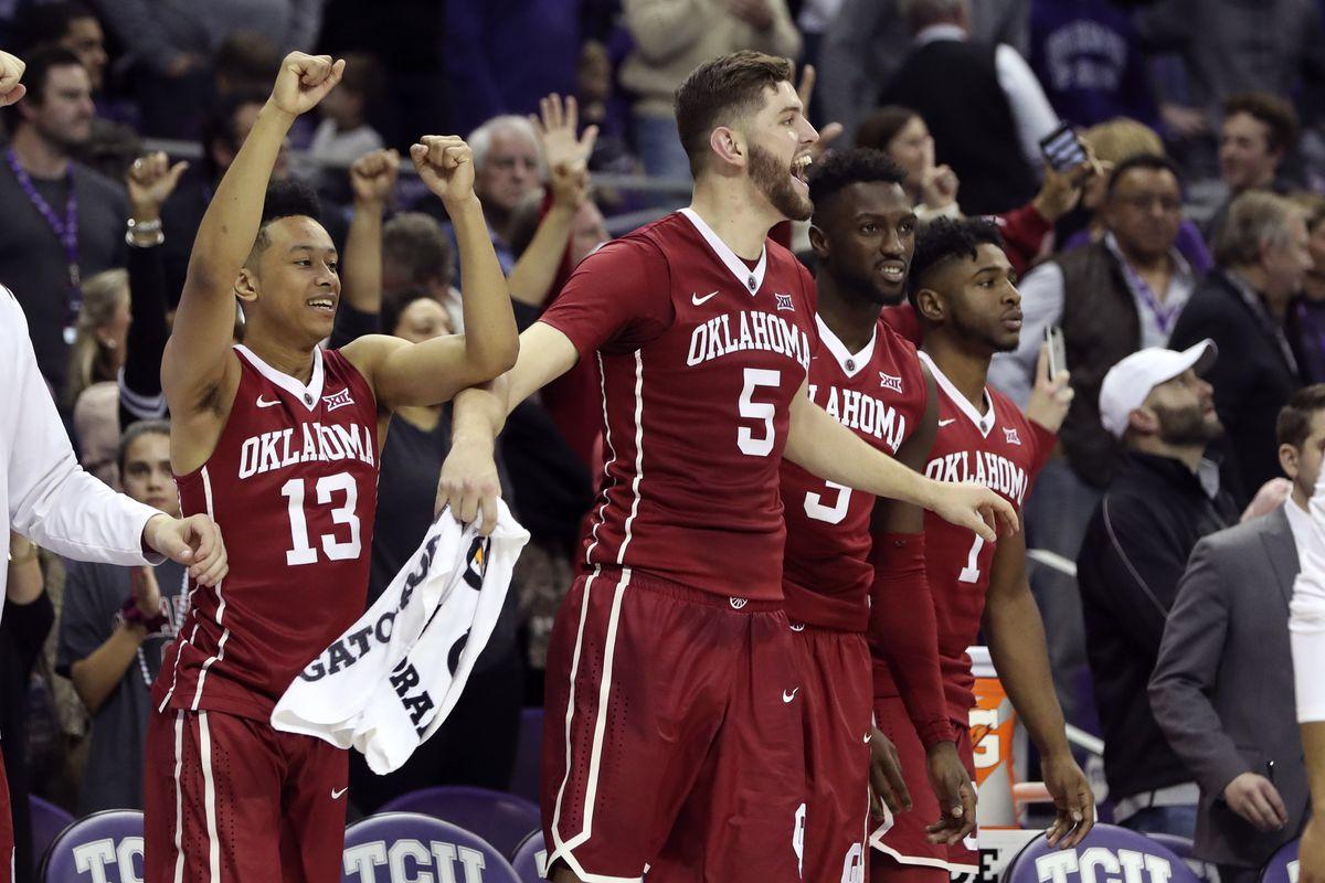 Oklahoma Sooners Basketball vs. Oklahoma State: Bedlam ...