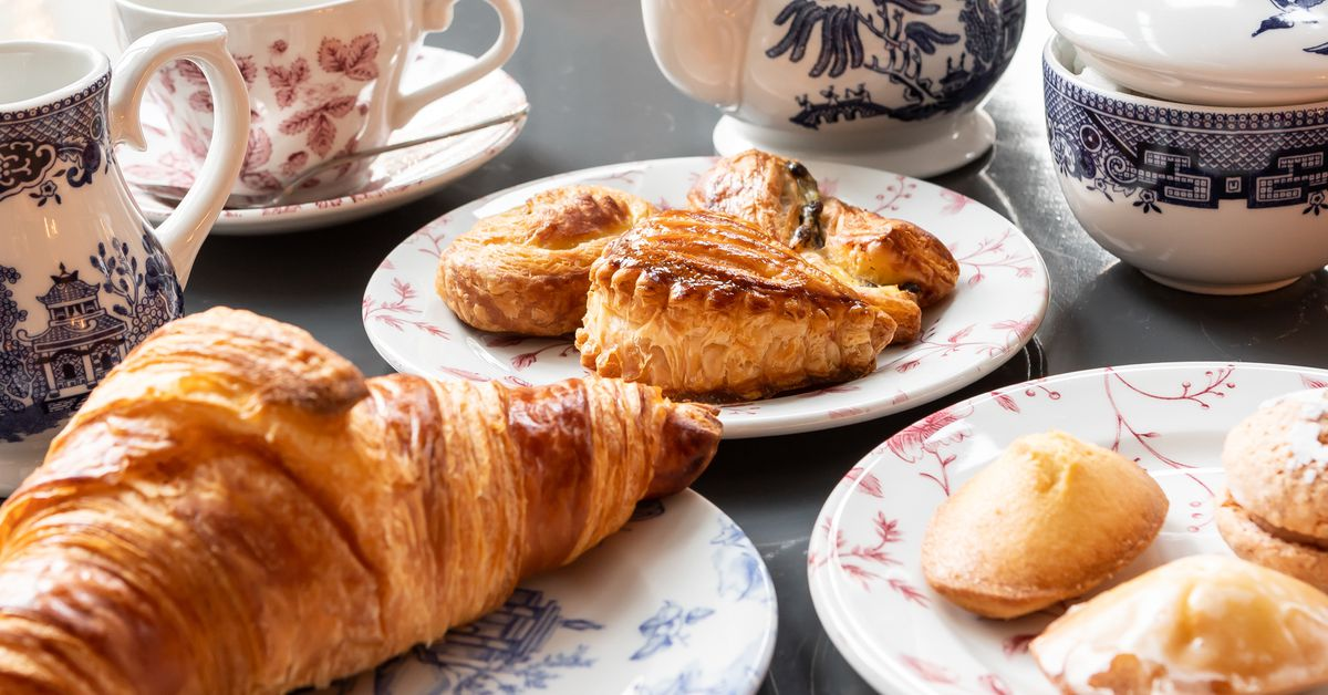 Maison Danel Swings Open with a Sparkling Array of French Pastries