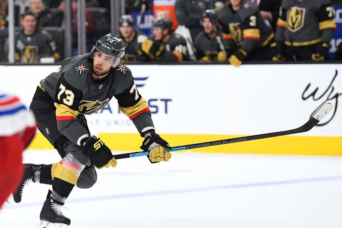 NHL: New York Rangers at Vegas Golden Knights