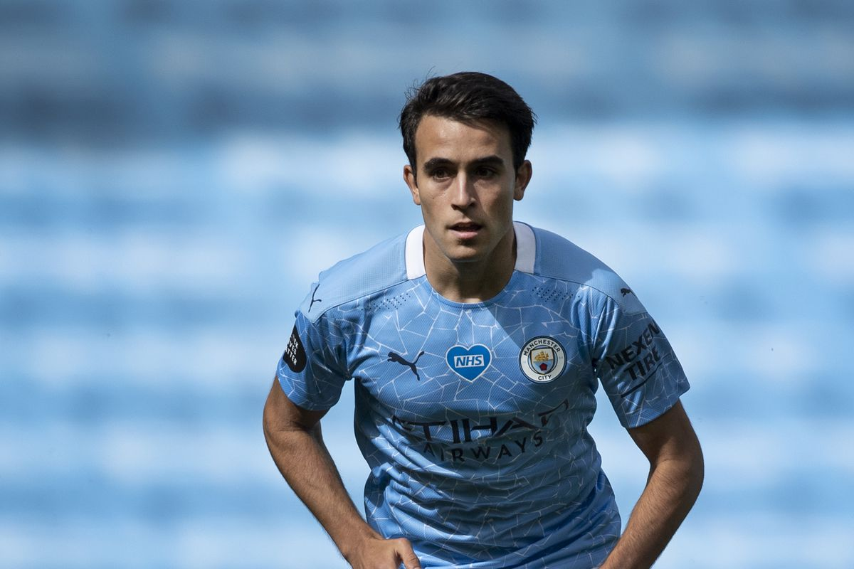 Pep Guardiola Confirms Eric Garcia Will Not Re-Sign With Manchester City -  Bitter and Blue