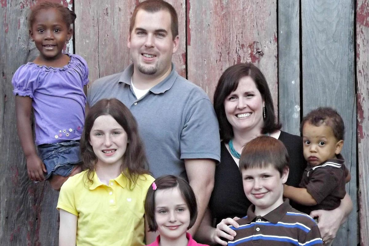 """Susan Varner says open adoption has strengthened her family. """"We have learned together that we cannot be selfish."""""""