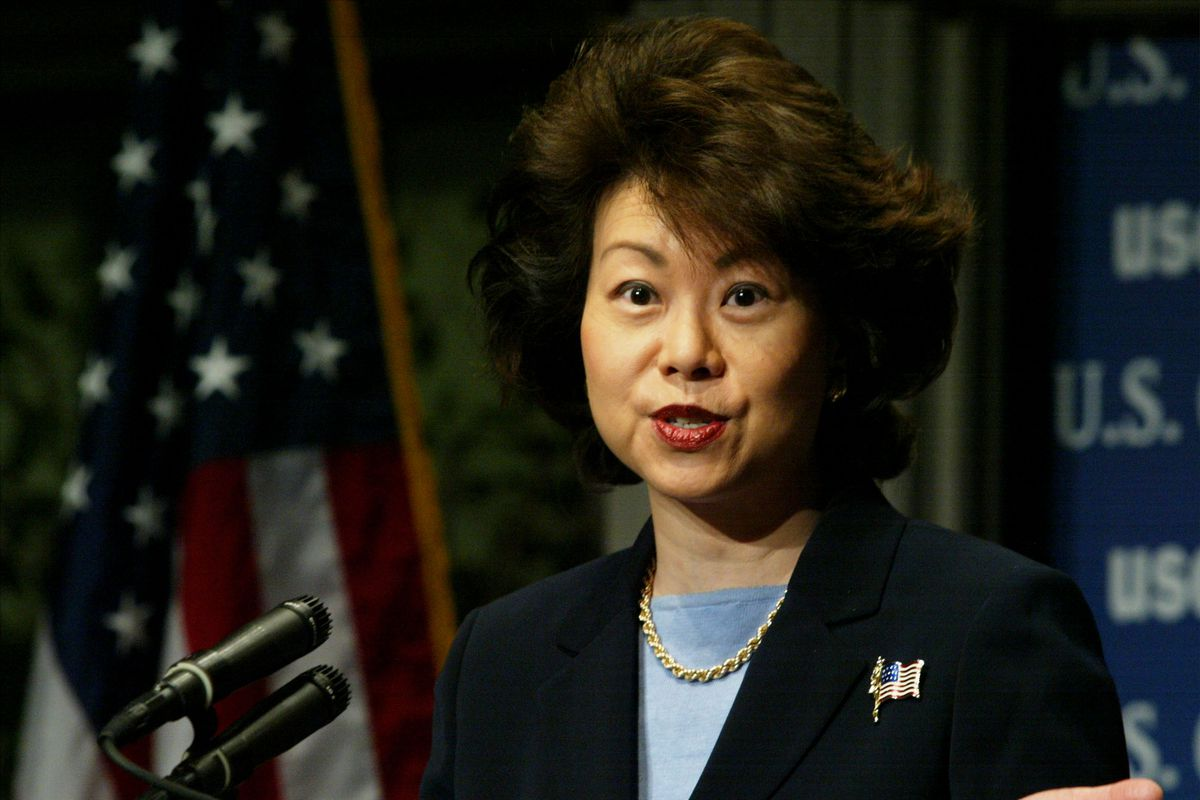 Labor Sec. Chao Unveiled New Compliance Assistance Program