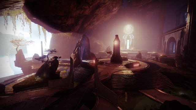 The Dreaming City in <em>Destiny 2: Forsaken</em>.