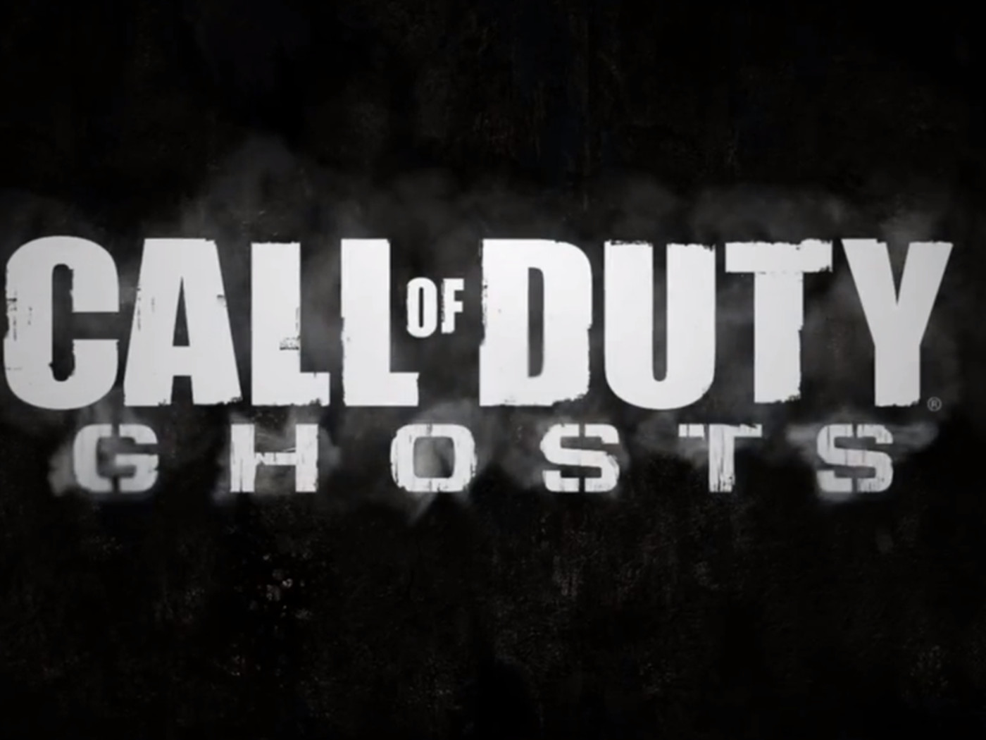 Call Of Duty Ghosts Set For November Release Will Be Available