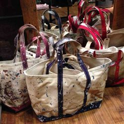<strong>LL Bean Signature</strong> Limited Edition Tote Bags, $75