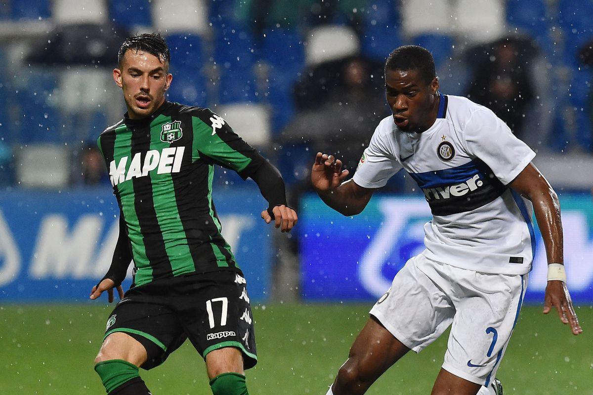 US Sassuolo Calcio v FC Internazionale Milano - Serie A