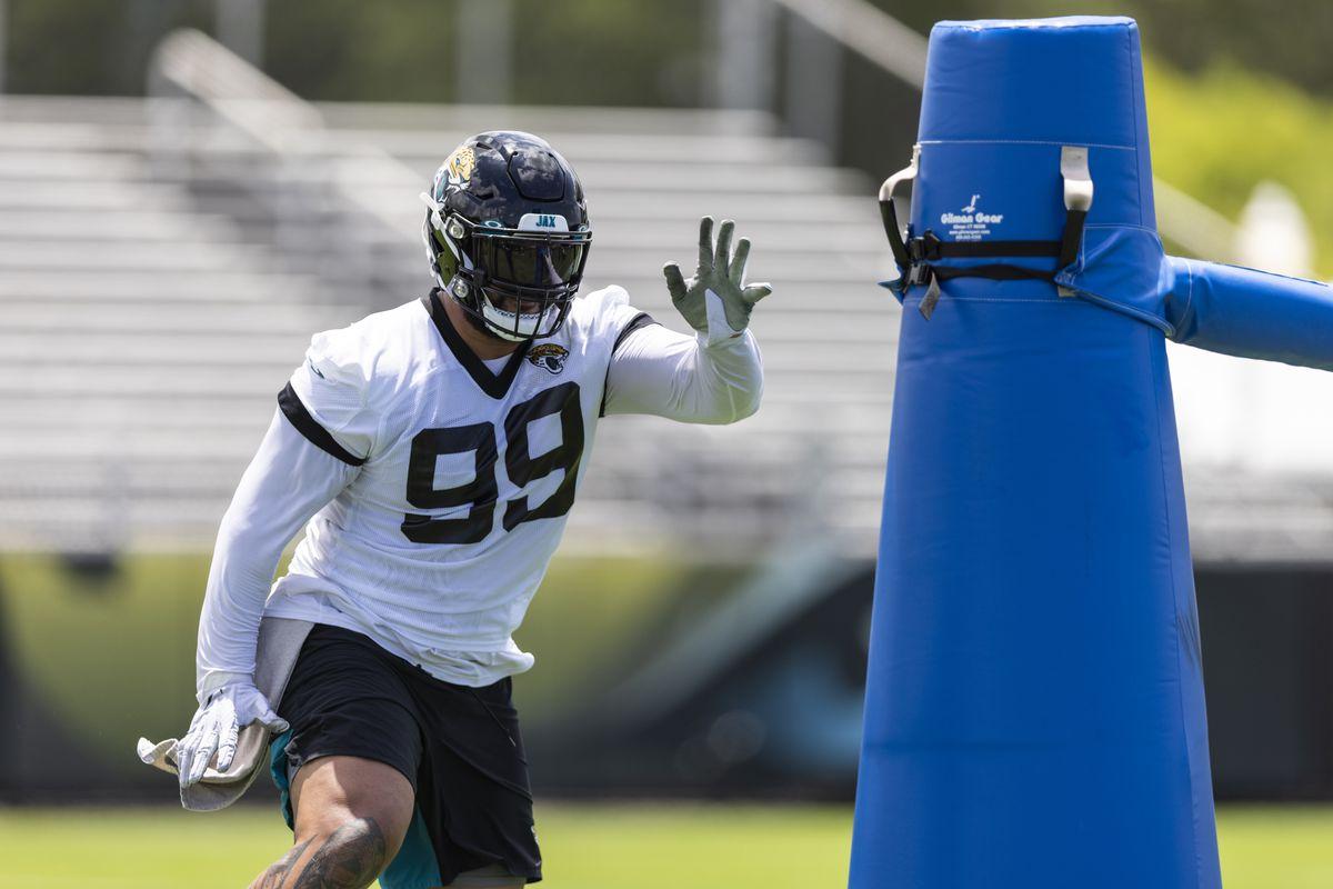 Jacksonville Jaguars Off-Season Workout
