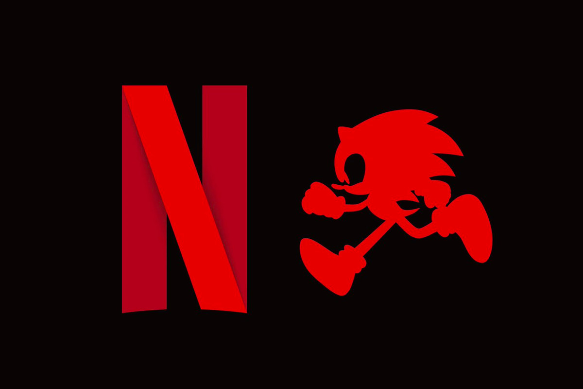 Netflix Is Making A 3d Animated Sonic The Hedgehog Tv Show The Verge