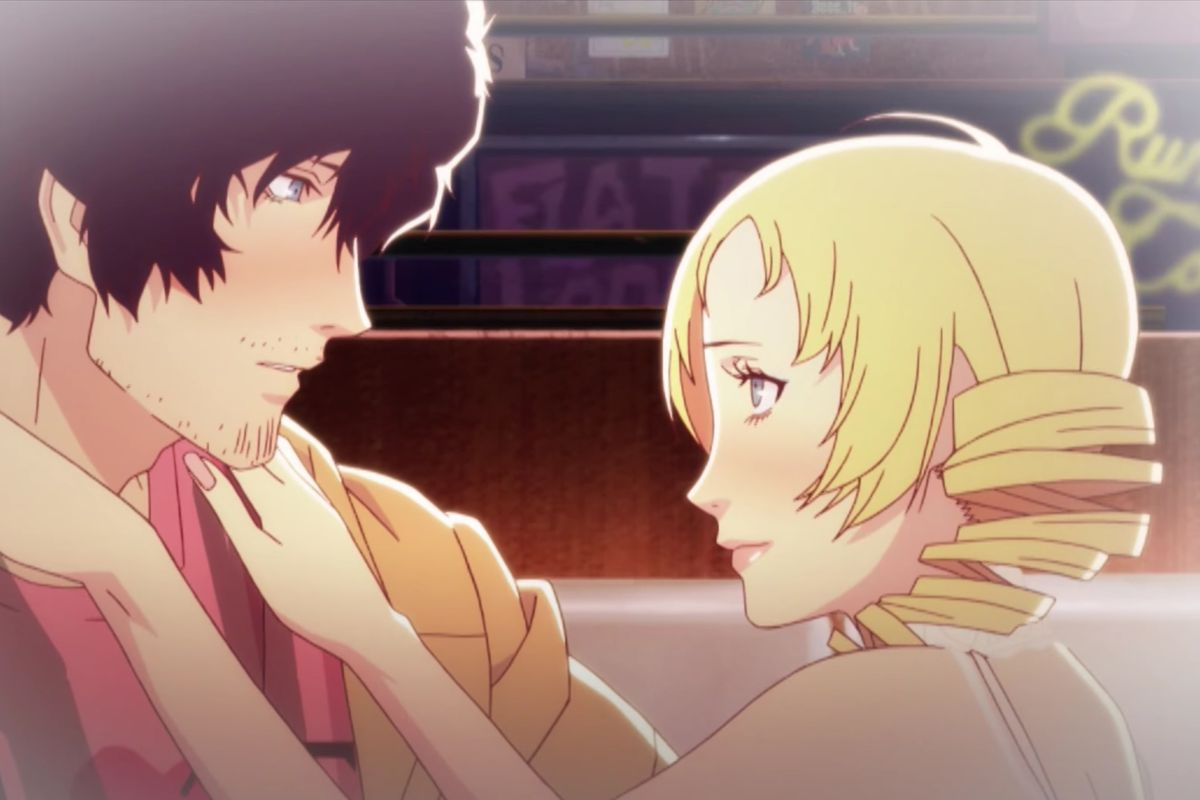 Catherine and Vincent