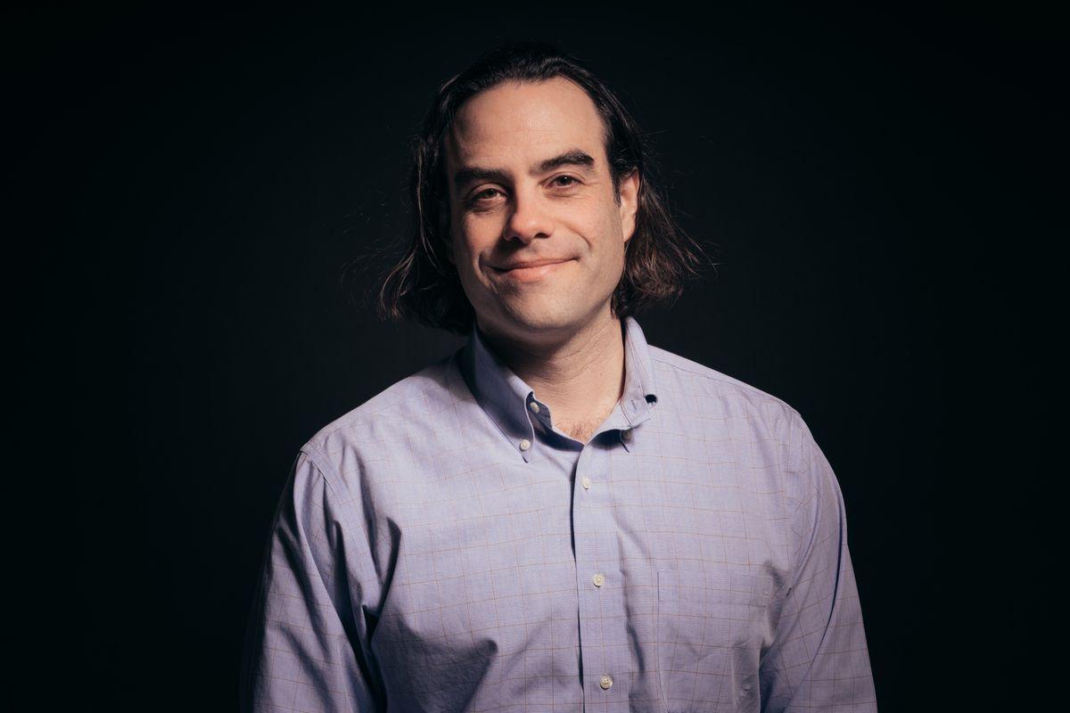 Axios business editor Dan Primack.
