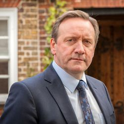 """Neil Dudgeon stars as Detective Chief Inspector John Barnaby in """"Midsomer Murders: John Barnaby's First Cases,"""" now on DVD."""