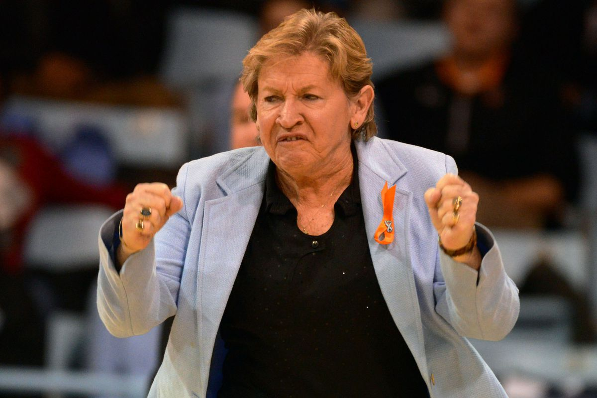 Sylvia Hatchell may have coached her last game at UNC.
