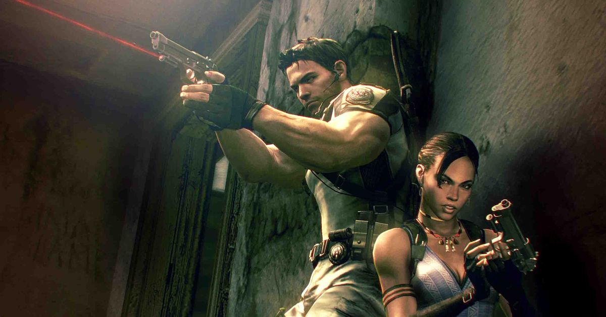 Resident Evil 5 and 6 coming to Nintendo Switch
