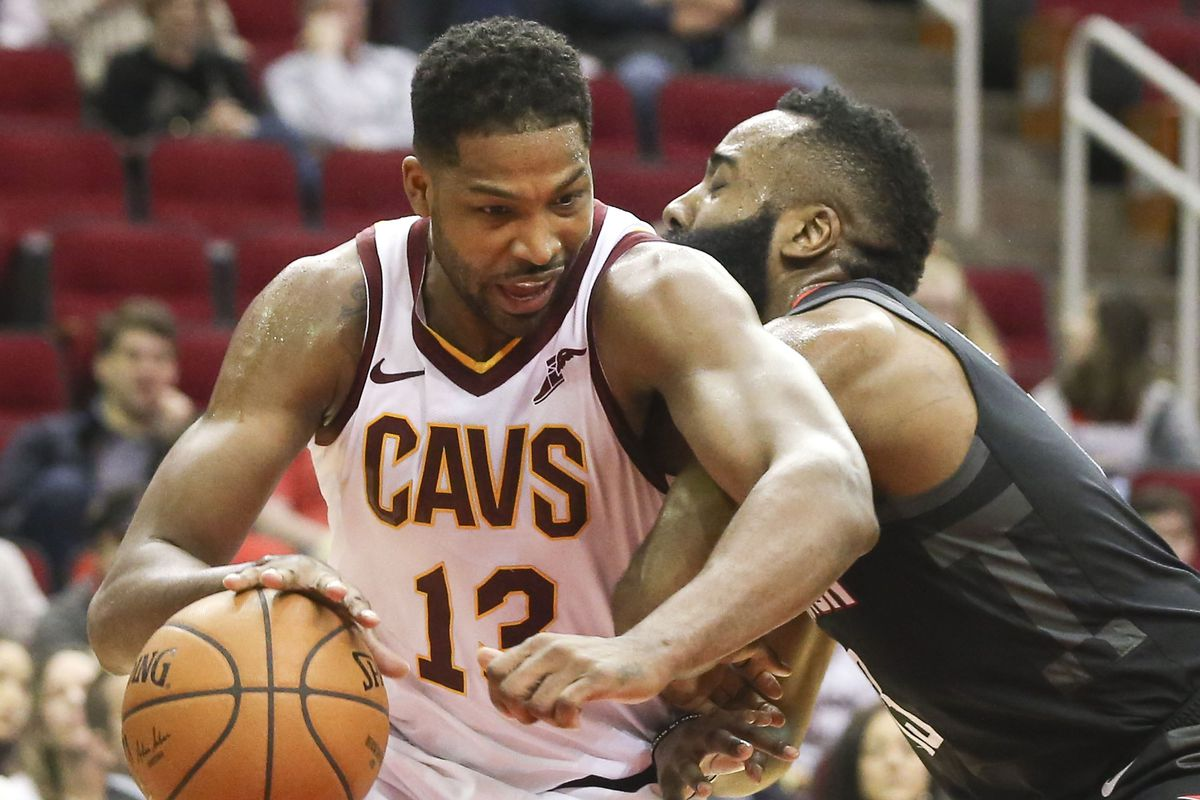 Tristan Thompson has to participate in full contact practice before  returning aa3bcfd1a