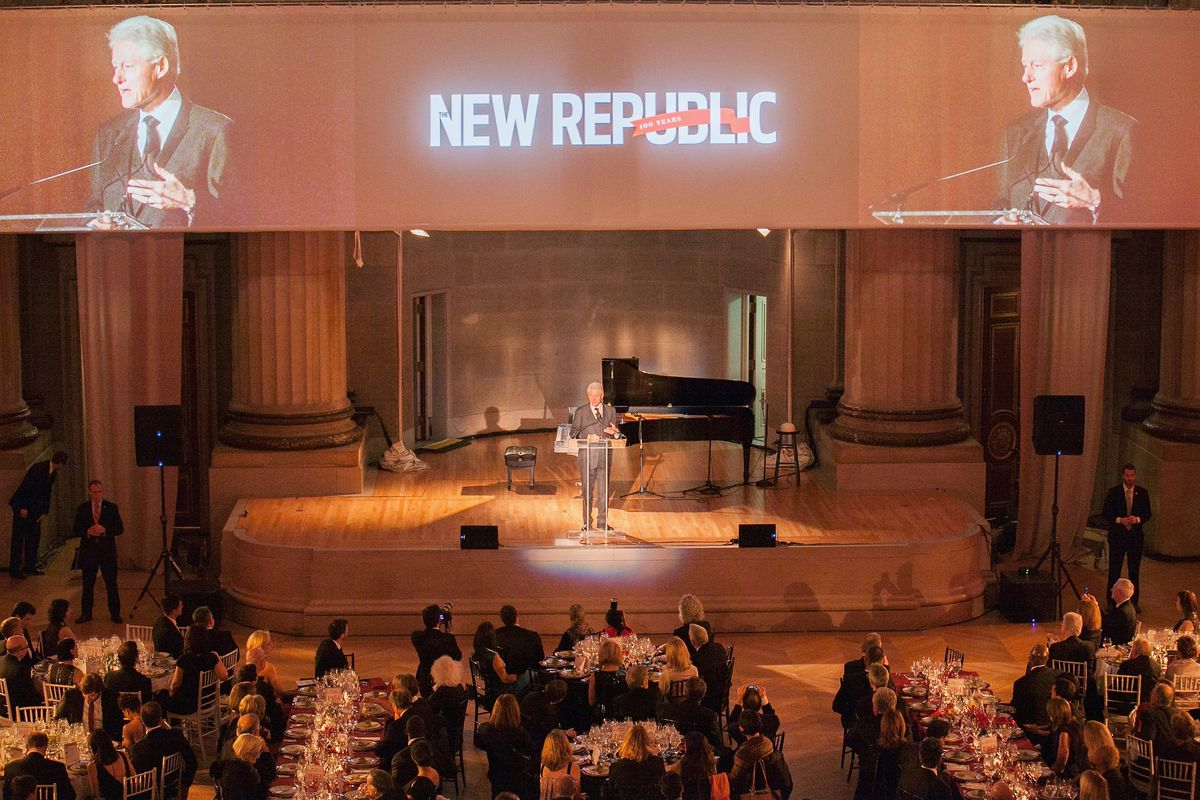 The New Republic is up for sale, but what is its next owner buying