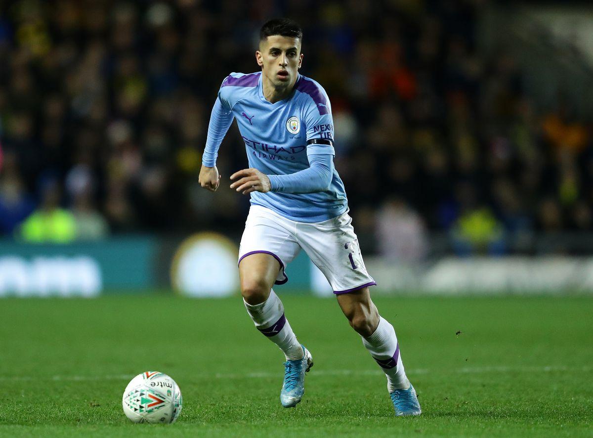 Oxford United v Manchester City - Carabao Cup: Quarter Final