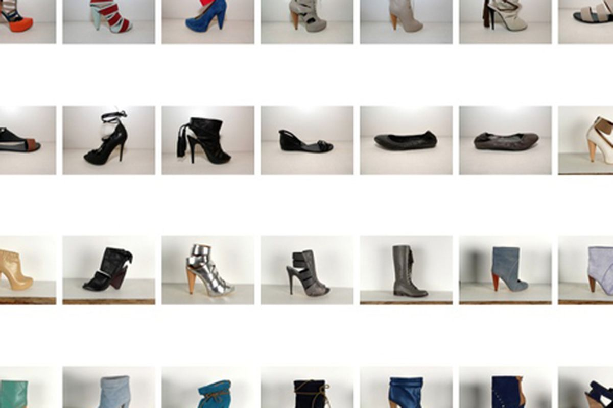 """Holy shoes! via <a href=""""http://www.kathrynamberleigh.com/collection/"""">Kathryn Amberleigh</a>"""