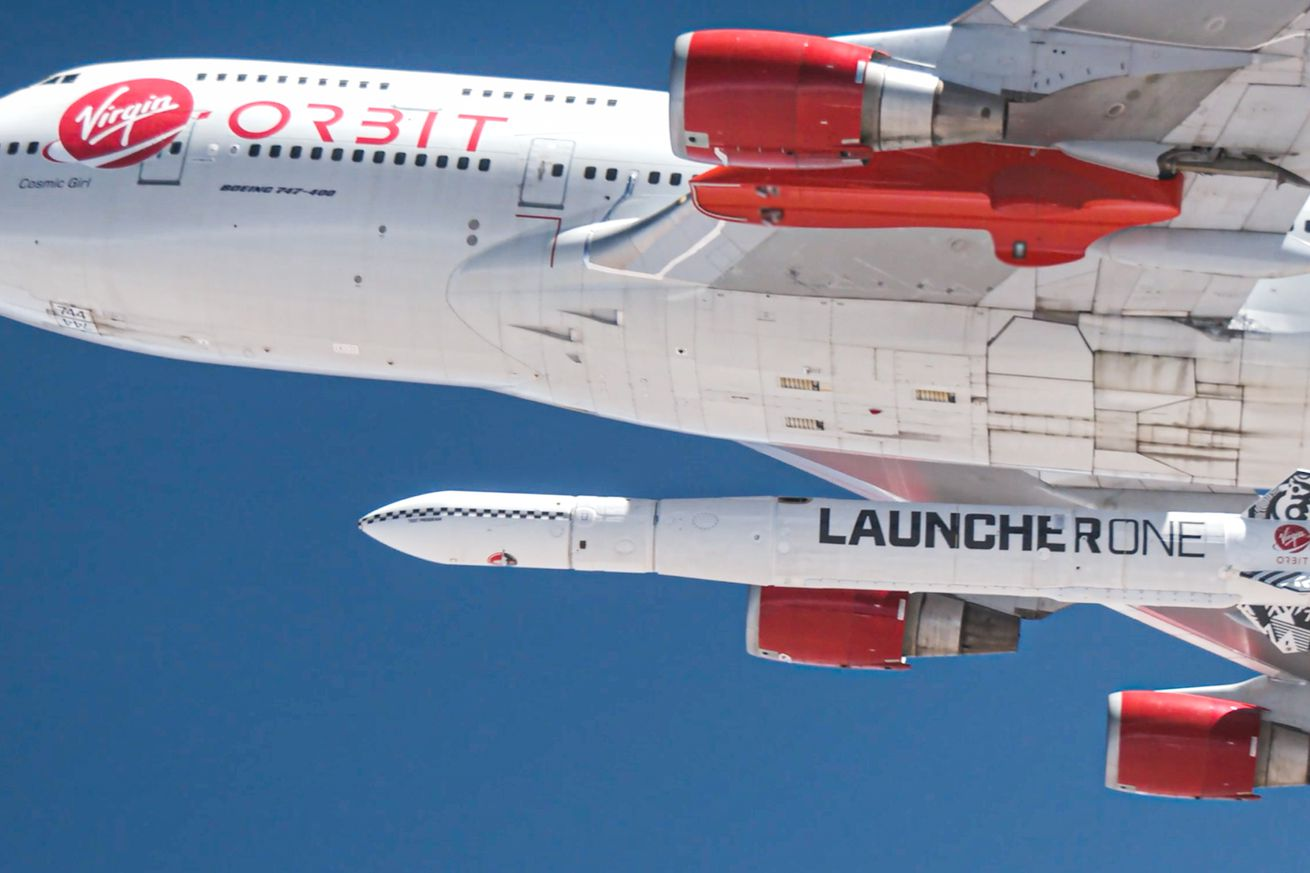 Virgin Orbit set to try and send satellites to space for the first time