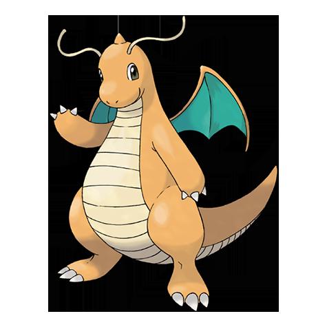 Dragonite.