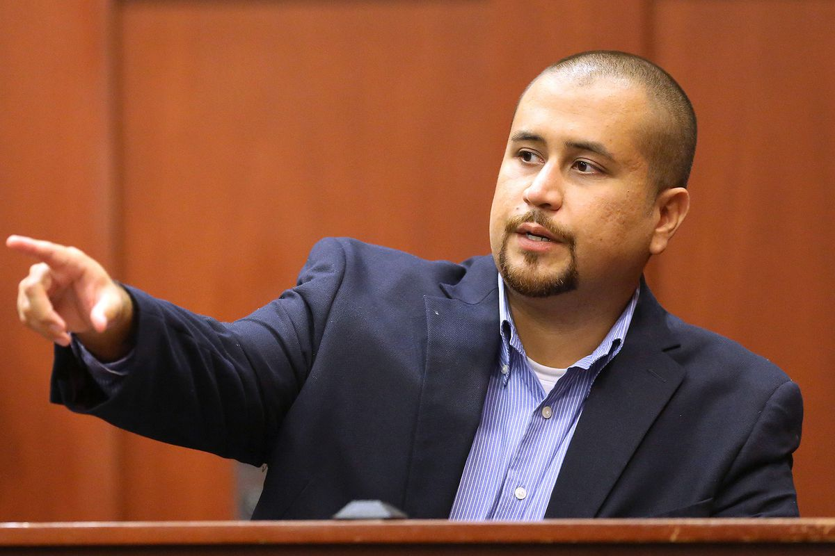 George Zimmerman Sues Warren And