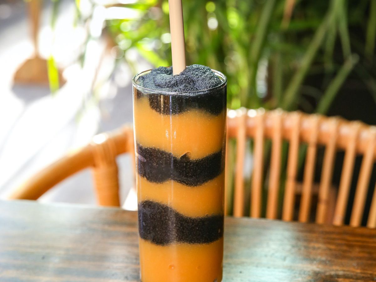 the tyger strype frozen cocktail