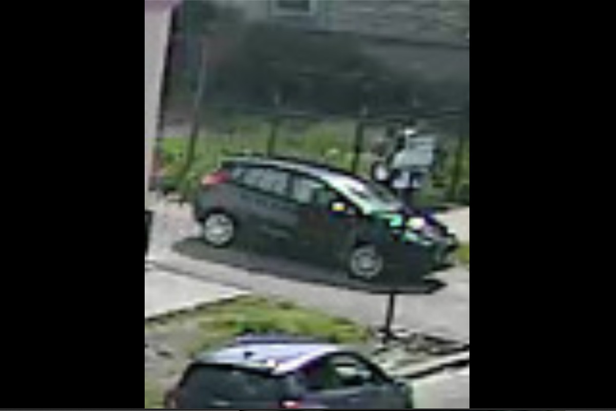 Police are looking for the driver of a black Ford Fiesta that critically injured two people in a hit-and-run May 24, 2020, in the 4400 block of West Harrison Street.