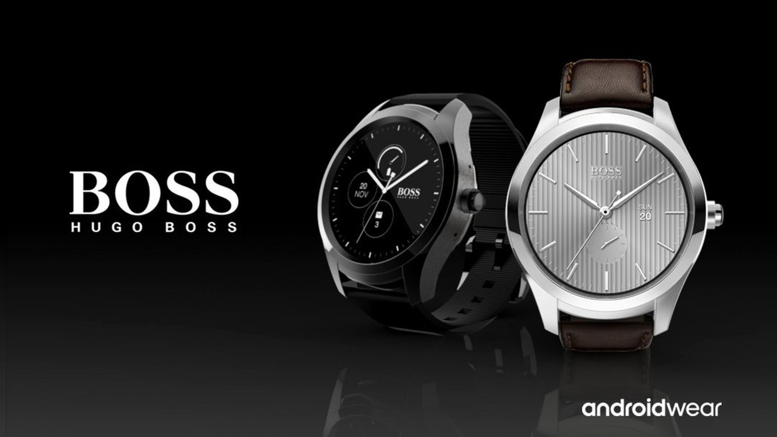 Tommy Hilfiger and Hugo Boss are the latest fashion brands to announce Android Wear watches
