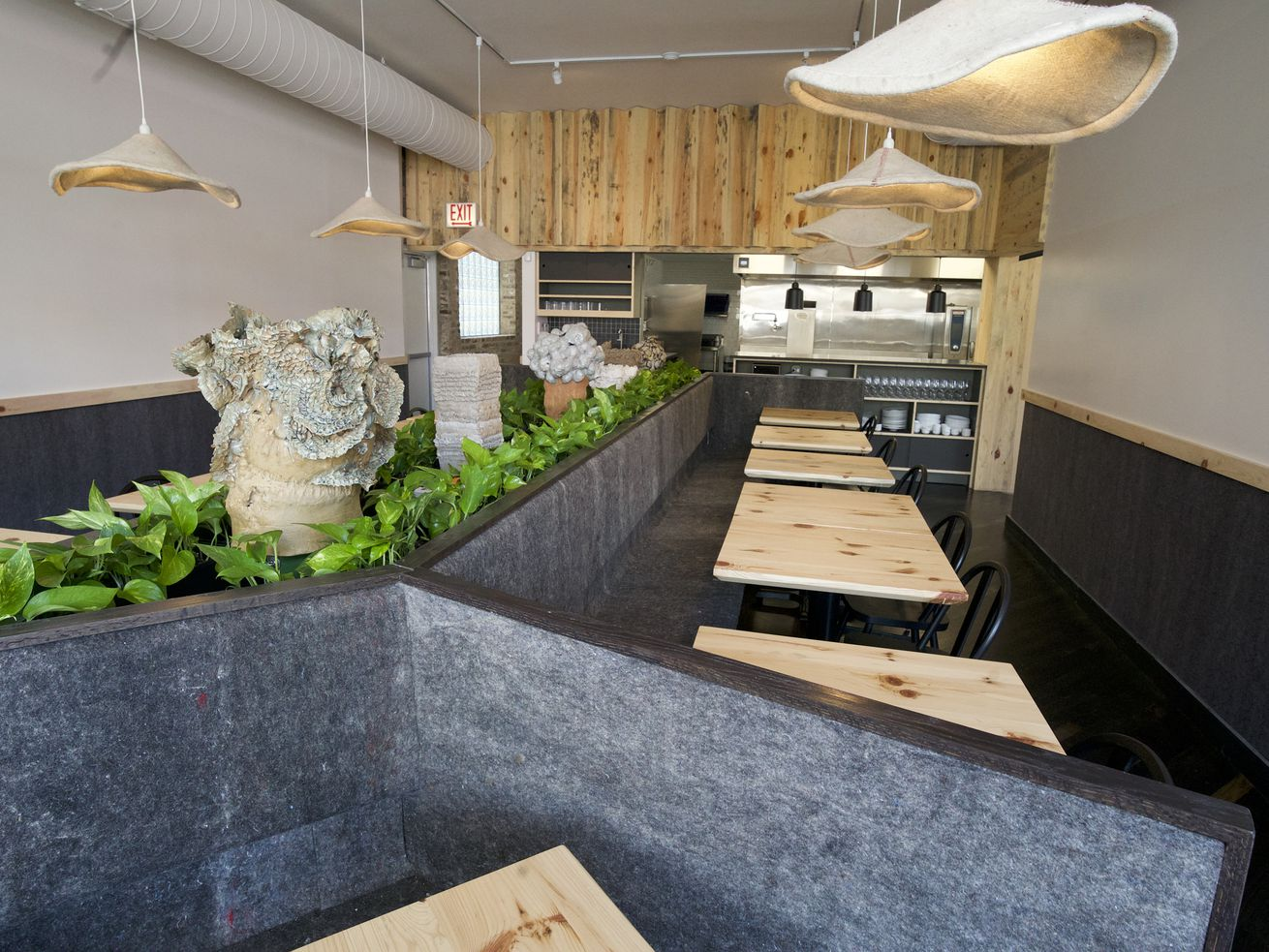 Wherewithall, the follow-up to MIchelin-starred Parachute, should open by the end of July.