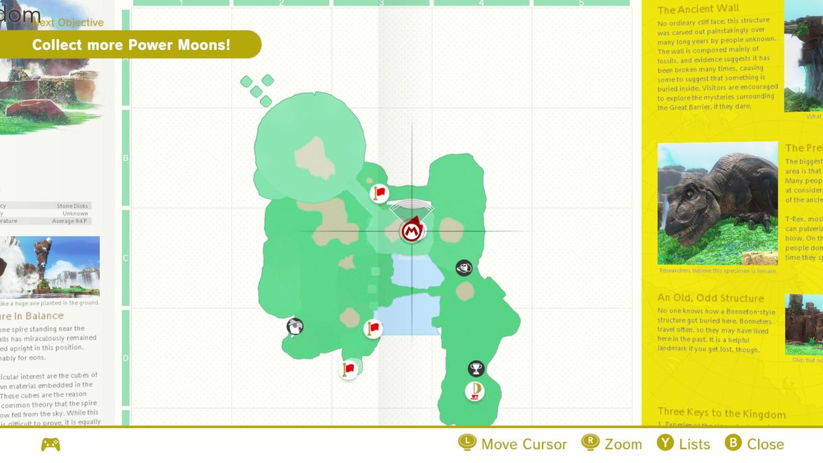 Super Mario Odyssey Guide All Warp Painting Locations Polygon